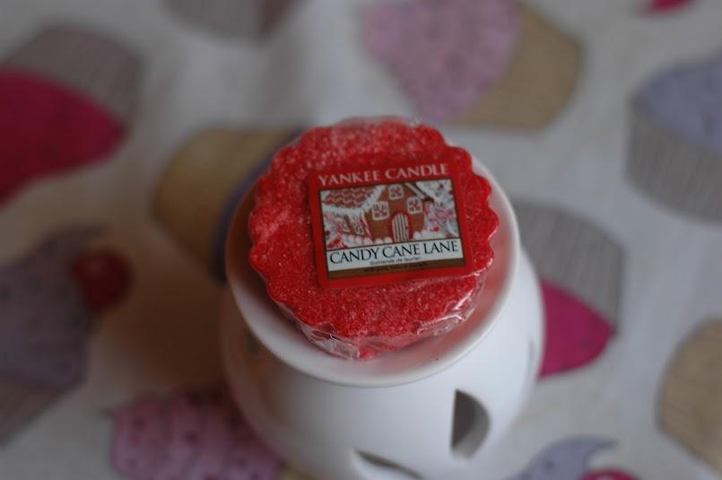 `Yankee Candle - Candy Cane Lane