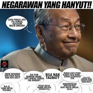 Mahathir: Negarawan Yang Hanyut