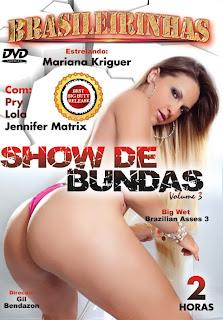Brasileirinhas - Show de Bundas Vol. 3 - WEBRip