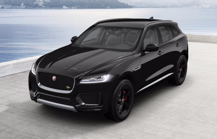 Jaguar F Pace Le Suv Medium Size X761 Sujet Officiel