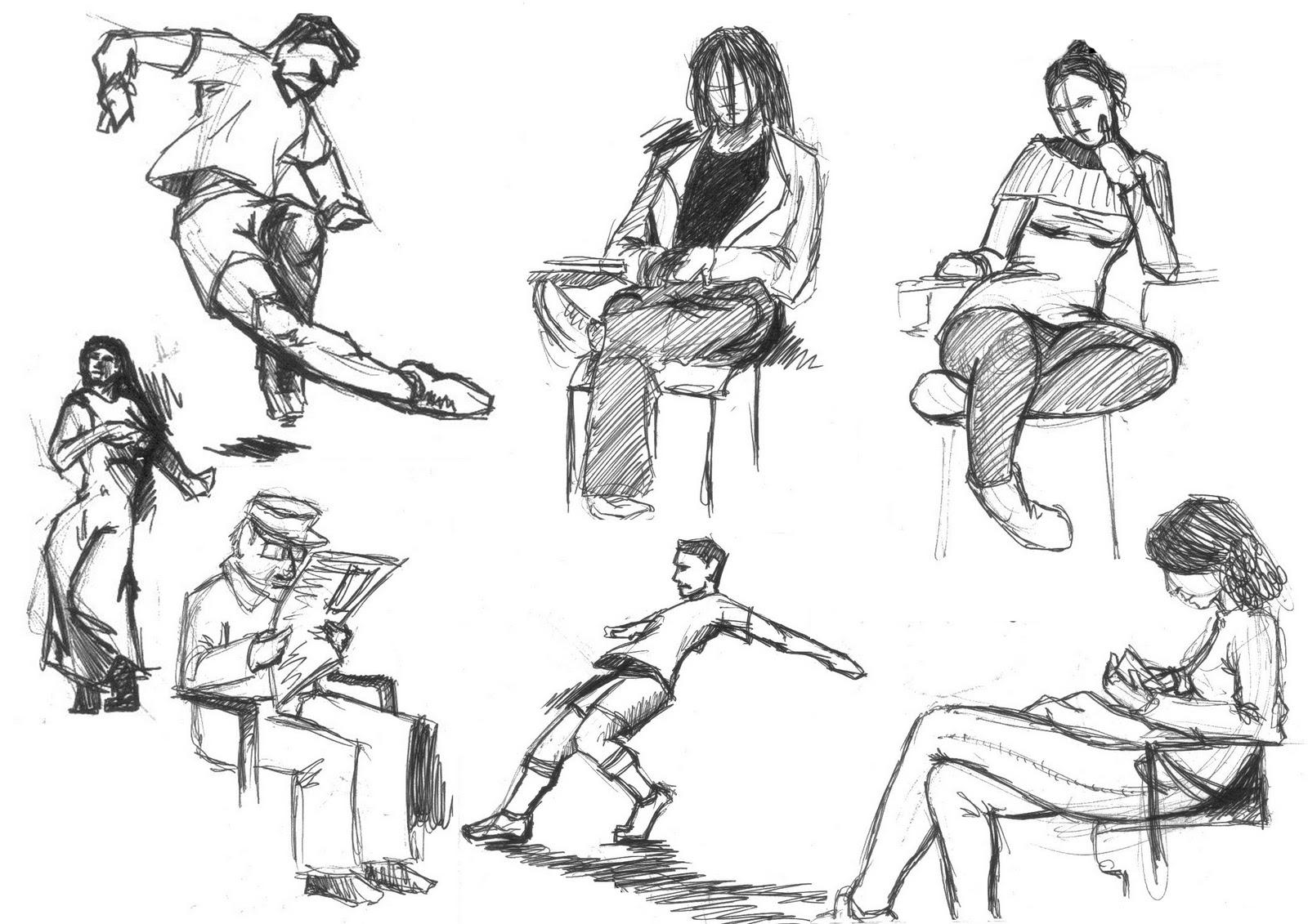 David Vzquez Guerrero 9zeros Dibujo ilustrativo Sketch 4