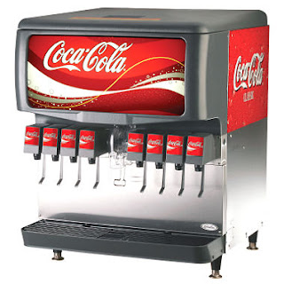 fountain drink system