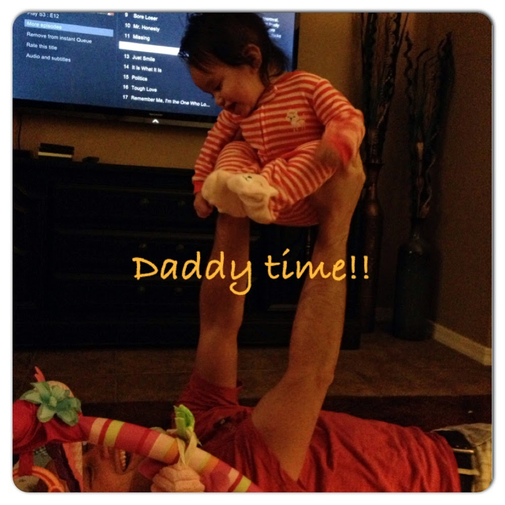 Daddy TIme - Dec 2013