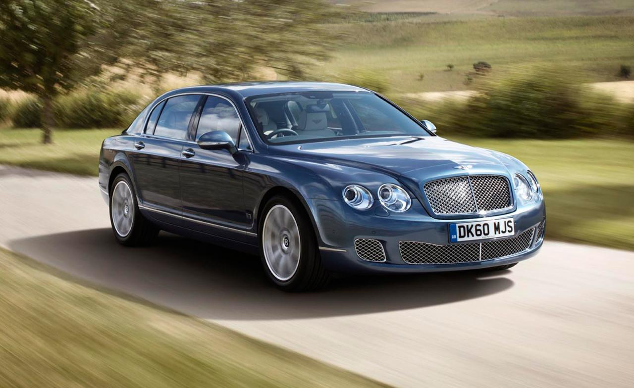 Bentley continental flying spur car universe bentley continental flying spur vanachro Choice Image