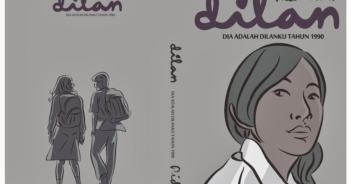 E-Book Dilan 2 : Dia adalah Dilanku Tahun 1991 – Pidi