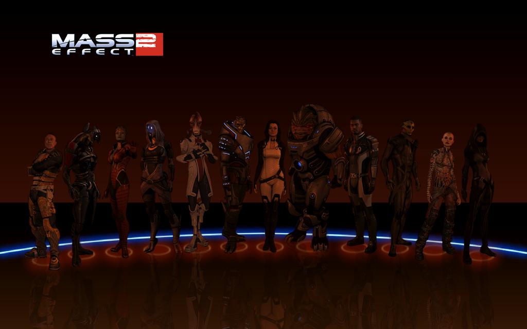 Scott's Boredom Escape: Wishlist: New Mass Effect