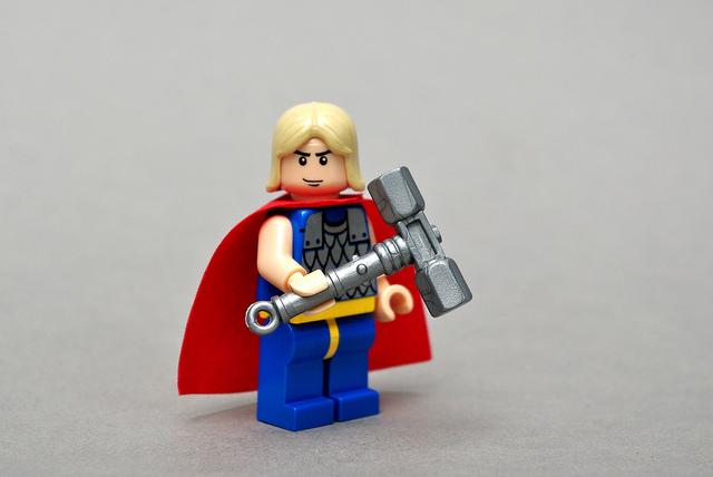 Avengers Minifigs ? Fan Made Figures Pre-empt Lego