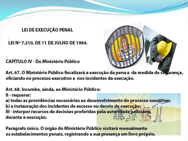 MINISTÉRIO PÚBLICO DE EXECUÇÃO