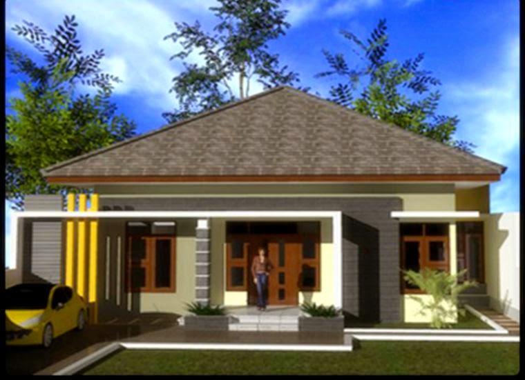 model rumah minimalis 2014  Cara Mendesain Rumah