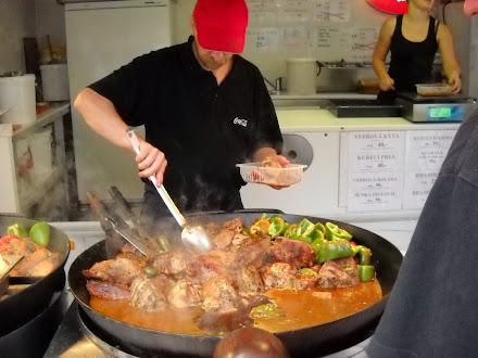 Vaření smažení pečení