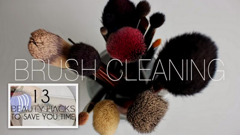Video Of The Week: Makeup Brush Cleaning And 13 Beauty Hacks