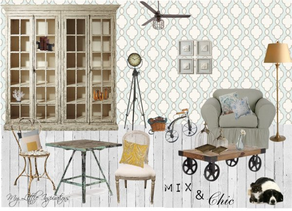 Mix n Chic Style - My Little Inspirations