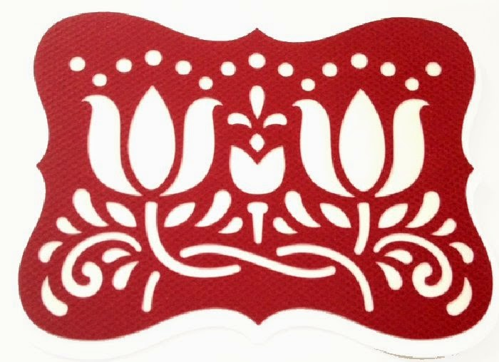 Craft Creations Tulips Windmill Hearts Folk Art Valentine Cards – Cricut Valentines Cards