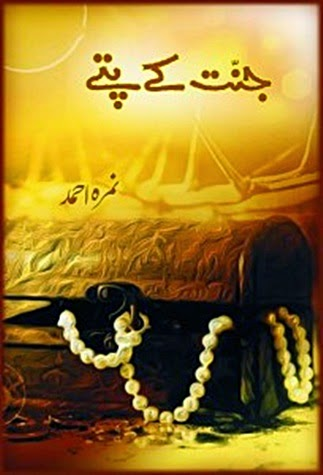 JANNAT KAY PATTAY  novel