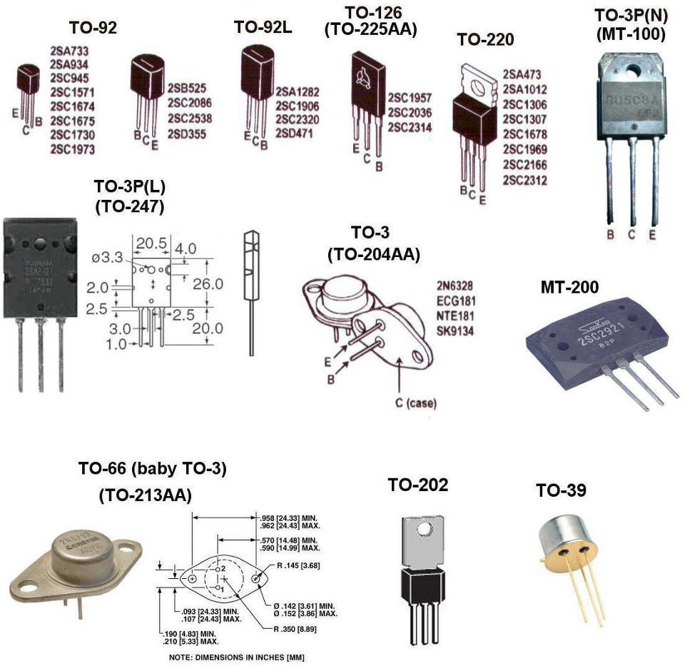 Как разобраться в схемах радиодеталей