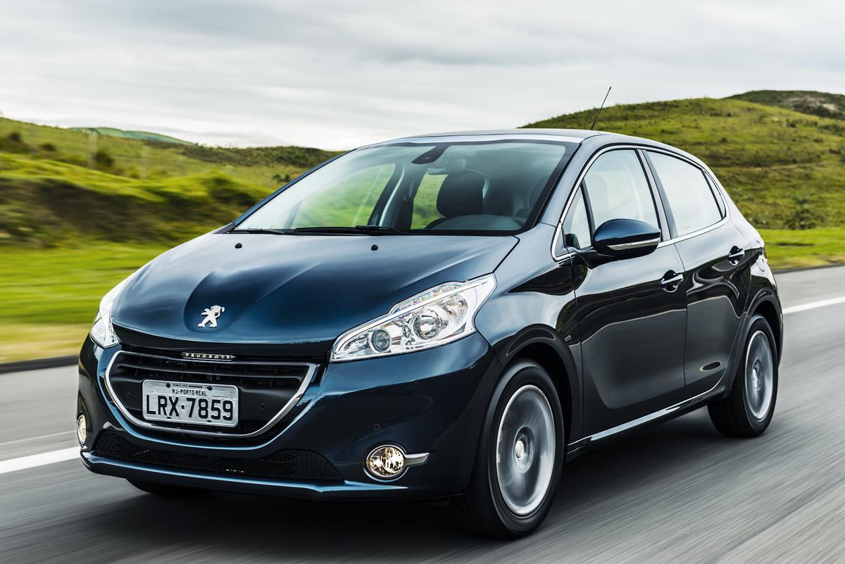 Peugeot 208 2016 - Preço