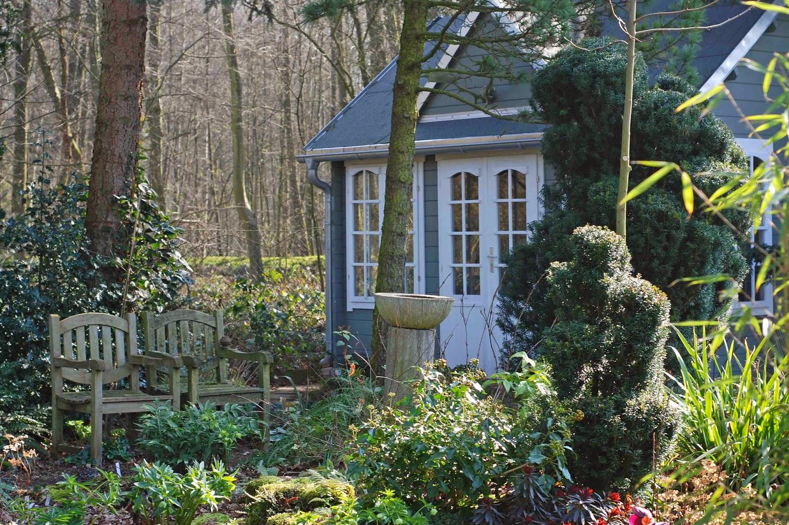 Gartenkunst oder wege nach eden helleborustage im garten for Angelegter garten