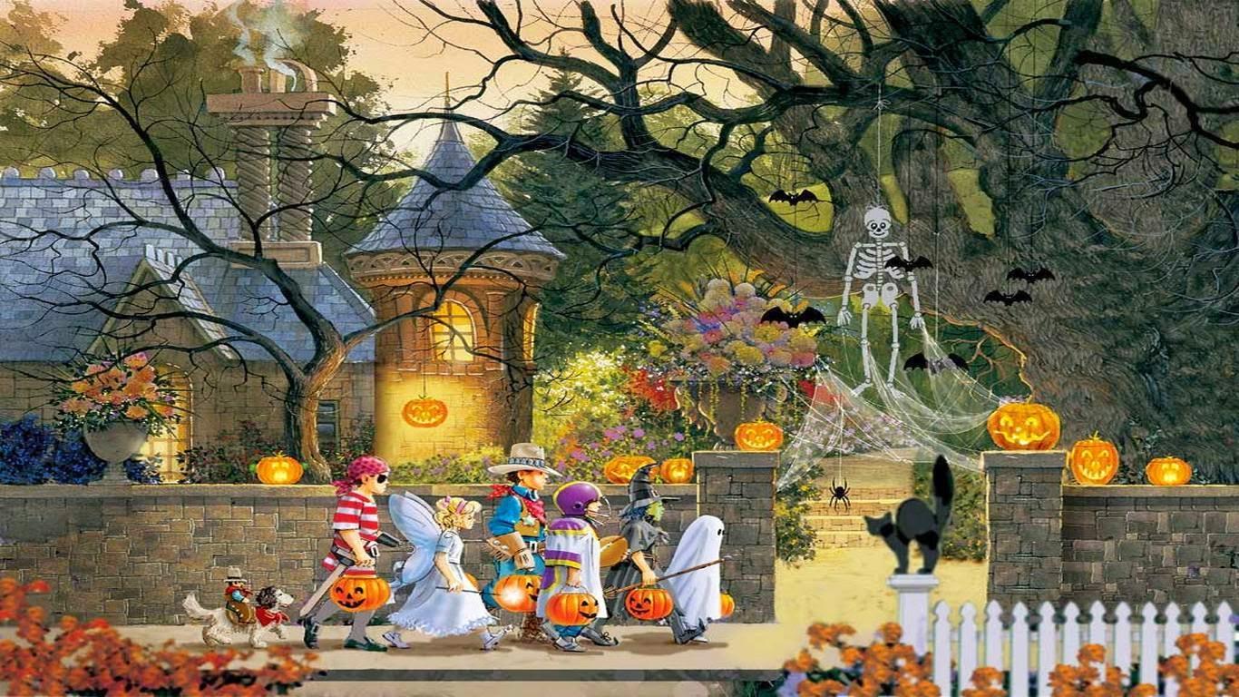 """""""Halloween Scene"""" """"Fairy"""" """"Halloween Jack O'Lantern"""" """"Halloween Pumpkin"""" """"Halloween Trick or Treat"""" """"Trick or Treat"""""""