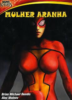 Marvel Knights: Mulher Aranha - WEBRip Dublado