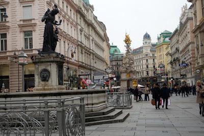 Graben Strabe Vienna