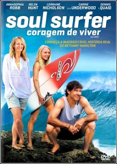 Download - Soul Surfer - Coragem de Viver DVDRip - AVI - Dual Áudio