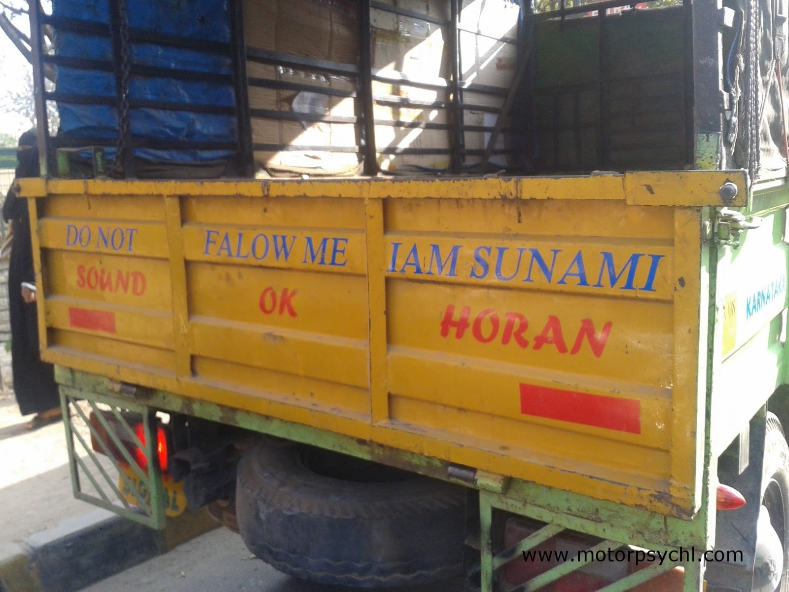 Truck Quotes 10 Wise Guy Truck Quotes You Will Spot On Indian Roads
