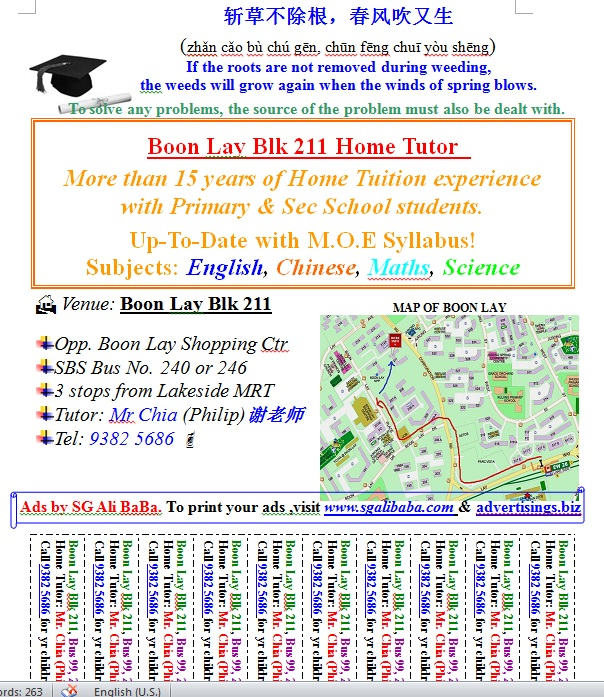 flyers specialist in singapore   flyers design and