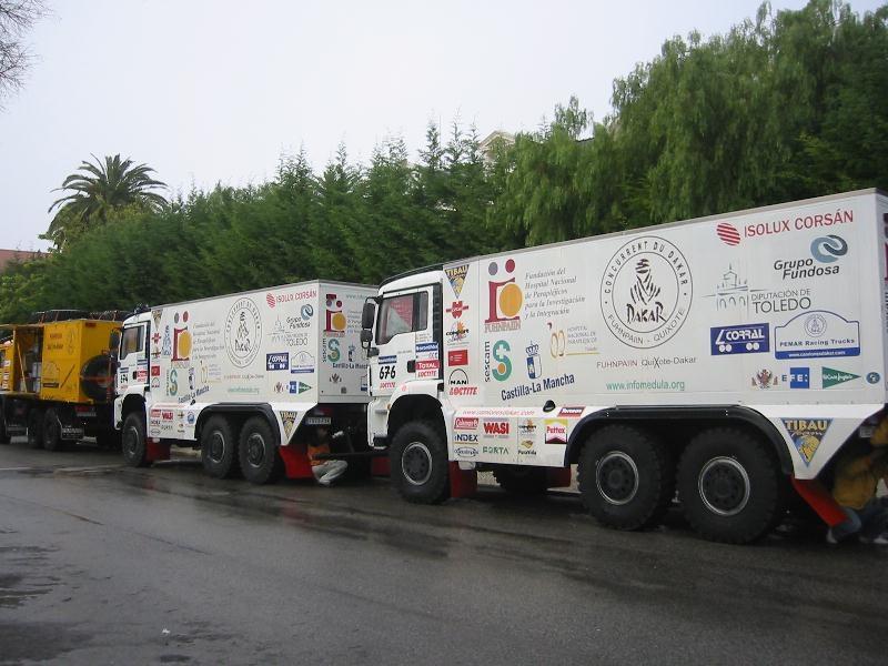 Lisboa - Dakar 2008