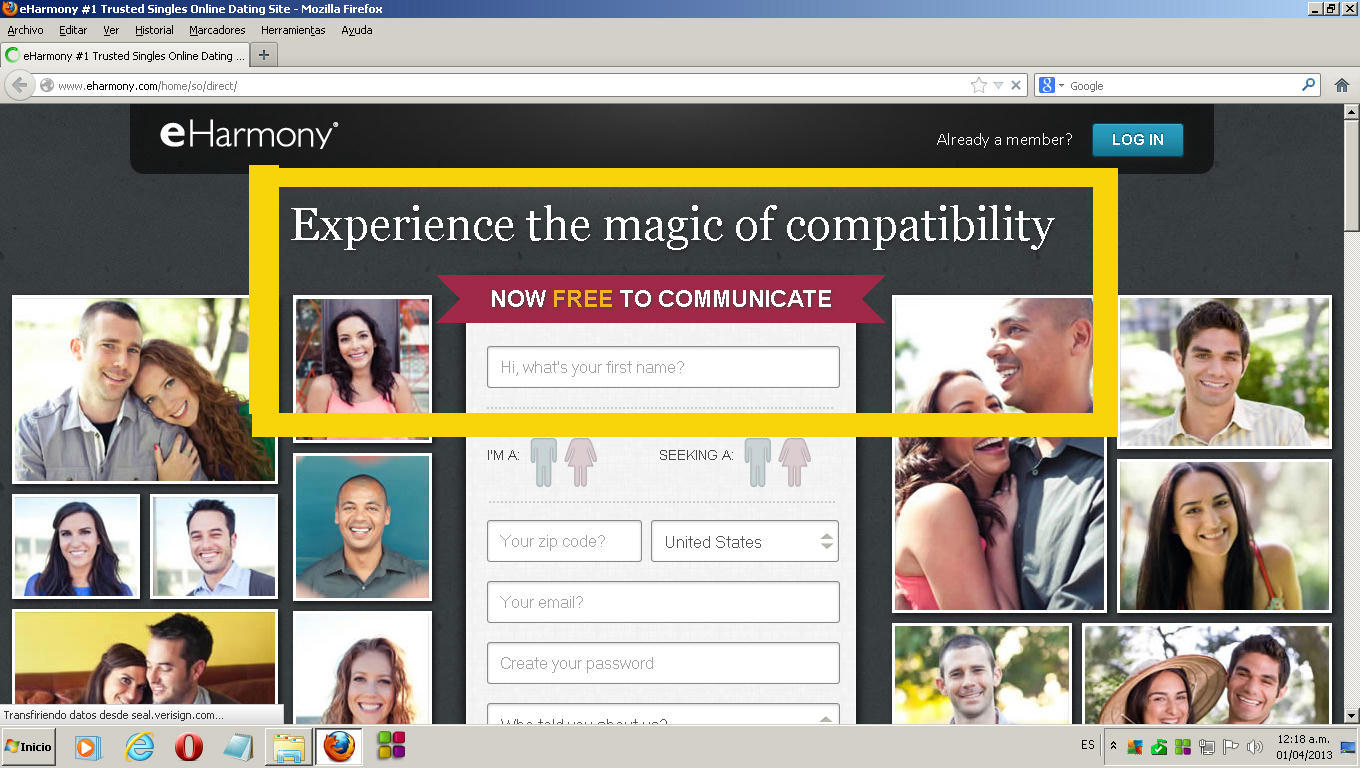 alaminos singles dating site Eharmony is the first service within the online dating industry to use a scientific approach to matching highly compatible singles eharmony's matching is based on using its 29 dimensions® model to match couples based on features of compatibility found in thousands of successful relationships.