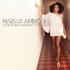 Marsha Ambrosius, Late Nights and Early Mornings, cd, new, album