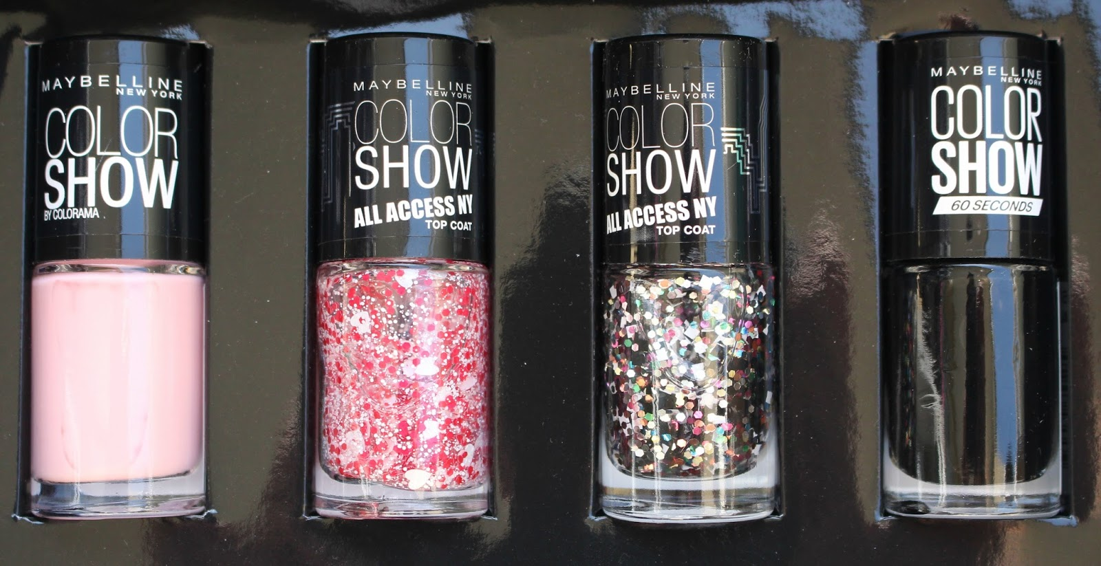 Maybelline Color Show by colorama - ALL ACCESS NY Limited Edition ...