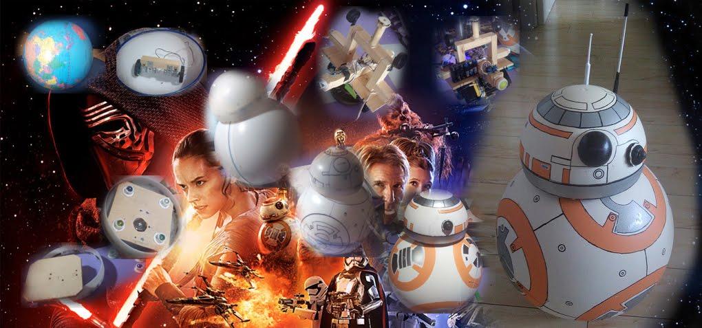 BB-8 Casero