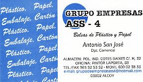 Grupo de Empresass ASS4