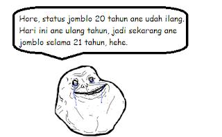 Tentang Meme - Forever Alone