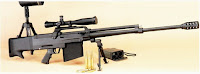Harris Gun Works M-96 sniper rifle