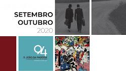 Agenda Cultural e Desportiva de Setembro e Outubro 2020