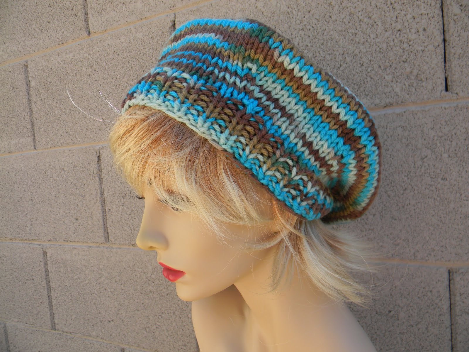Louise Knits Berets And Beanies