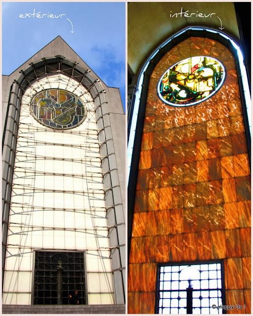 Cathédrale Notre Dame de la Treille - Lille - façade