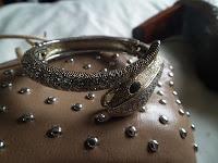Topshop snake bracelet