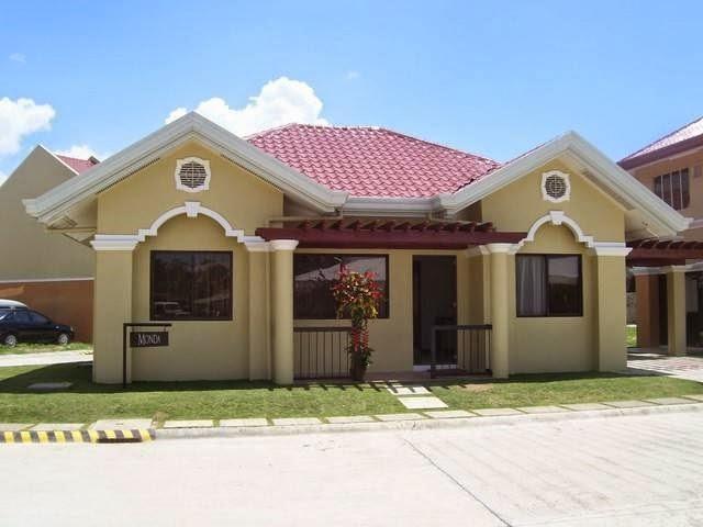 Casas bonitas de una planta casas de una sola planta en - Ver disenos de casas ...