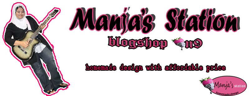 Manja's Station blogshop