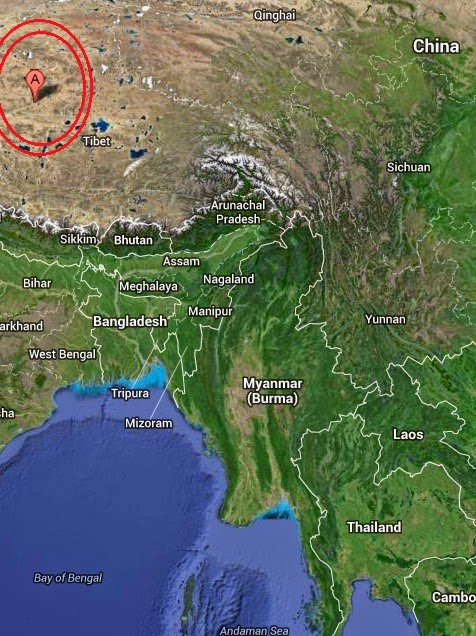 Magnitude 4.4 Earthquake of Maindong, China 2014-09-29