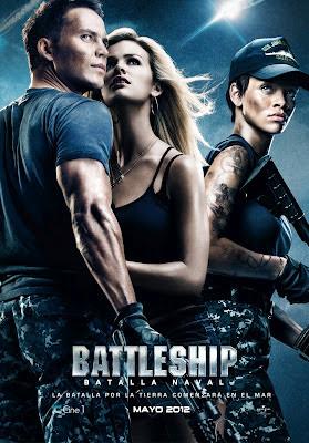 Poster Batalla Naval Battleship