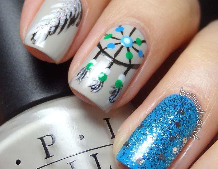 Cute toenail designs for winter