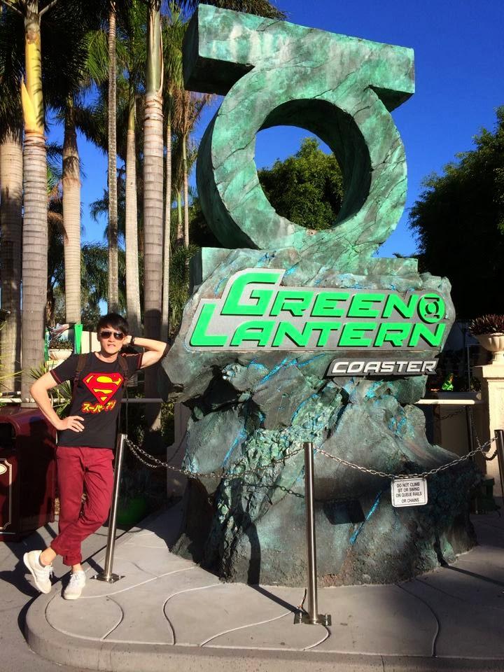 green laterns
