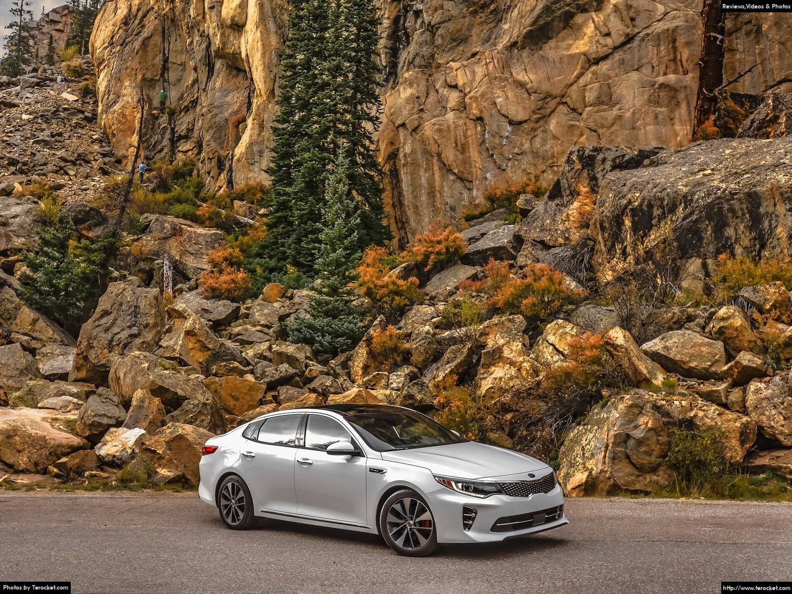 Hình ảnh xe ô tô Kia Optima 2016 & nội ngoại thất