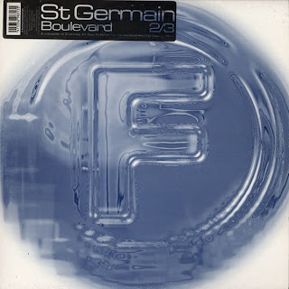 Saint Germain, Easy To Remember, F Communications, Jazz, Deep House, 1995, French, Ludovic Navarre