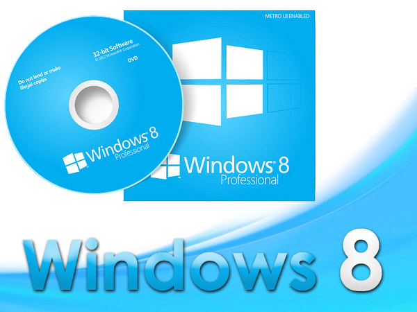 DVD-Windows 8