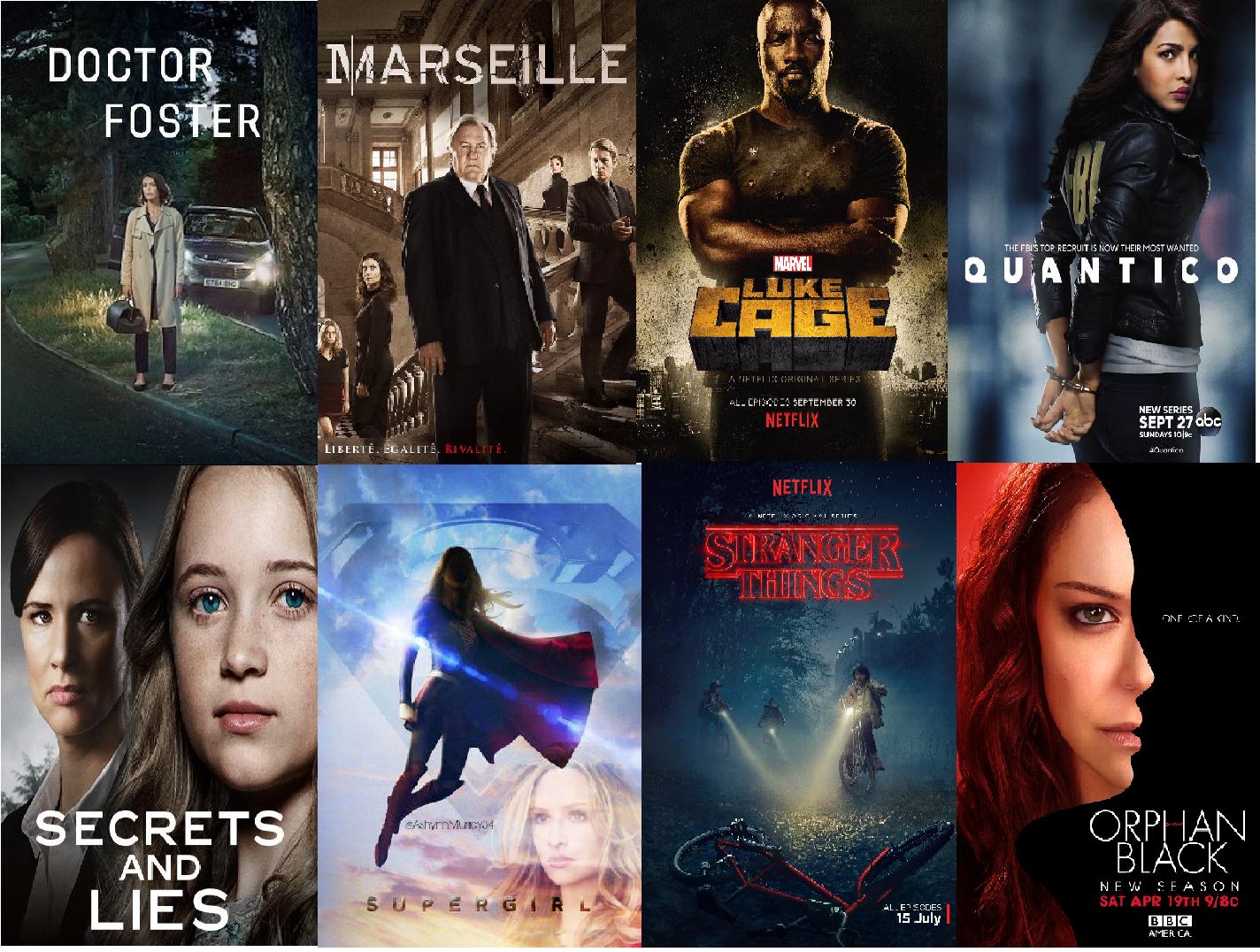 Séries Netflix Maratona