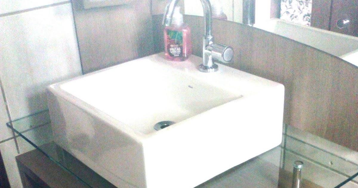 Armário para pia de banheiro MDF  Vitória Móveis sob medida -> Pia Para Banheiro Mdf